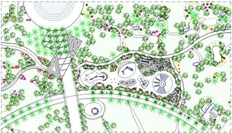 giardino dwg garden schemi progettuali dwg