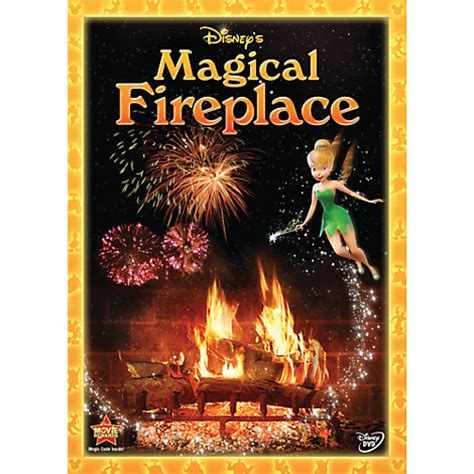 Fireplace Dvd by Magical Fireplace Dvd Disney Store