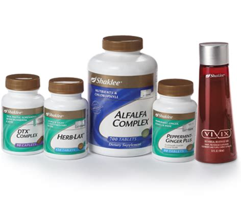 Detox Supplement Malaysia by Products Shaklee Malaysia