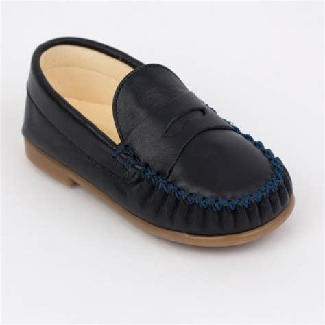 newborn loafers leather loafer 163 34 99 loafers our shoe box