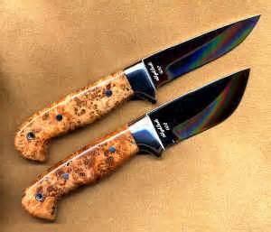 custom knives handmade by skyblade knives of bozeman