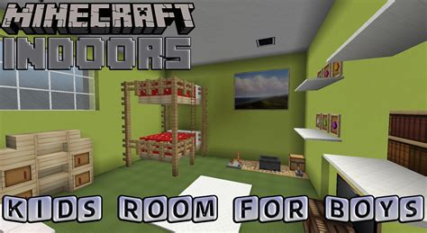 home design game youtube kids bedroom for boys minecraft indoors interior design