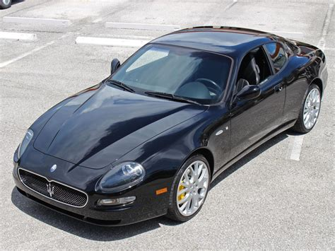 how does cars work 2006 maserati coupe parking system 2006 maserati coupe gt for sale in bonita springs fl stock 023109 16
