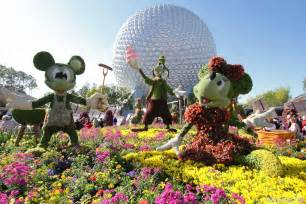 Epcot Flower And Garden Festival The 2015 Epcot International Flower And Garden Festival Enchanted Memories Travel