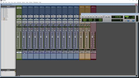 Pro Tools Recording Template Homestudiomusicproduction Com Youtube Pro Tools Mixing Template