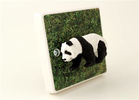 panda bedroom safari light switch for children 180 s themed bedrooms with panda