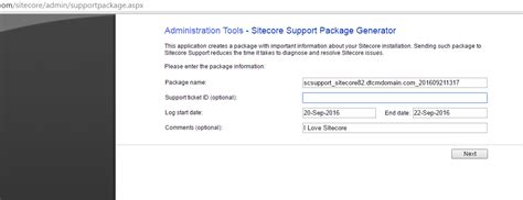 tips and solution sitecore solution tips and tricks new admin pages in