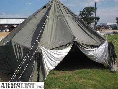 armslist for sale/trade: 10 man arctic tent