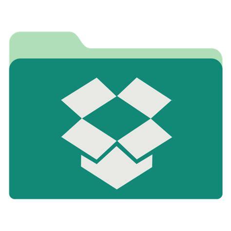 dropbox folder dropbox icon green tropical waters folders iconset janosch