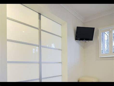 sliding door room dividers wall system ideas youtube