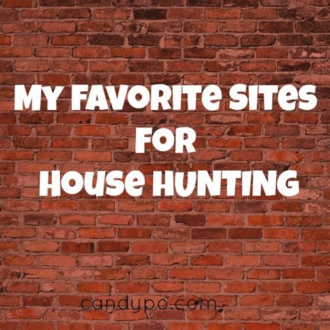 house hunting websites my favorite sites for house hunting candypolooza