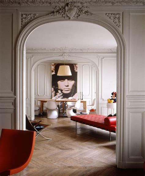 the interiors of the parisian apartments paris apartment decor interior designs ideas modern