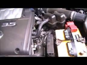 2004 Nissan Quest Transmission Fluid Nissan Maxima Transmission Service Wmv