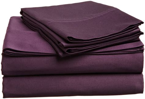 bed sheets material and thread count 5pc split king sheets burgundy discount bedding company