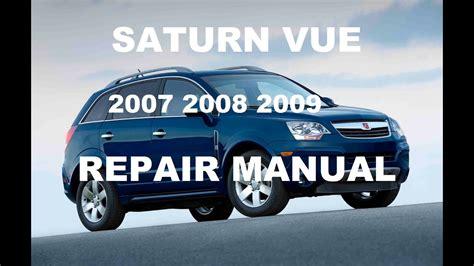 service manual 2007 saturn vue gps housing removal service manual automotive repair manual saturn vue 2007 2008 2009 repair manual youtube