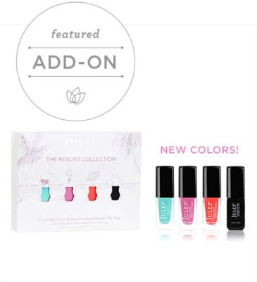 freedom collection subscribe january julep maven the boudoir collection hello