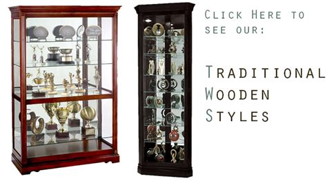 Bathroom Wall Idea trophy cases collectible retail amp trophy display