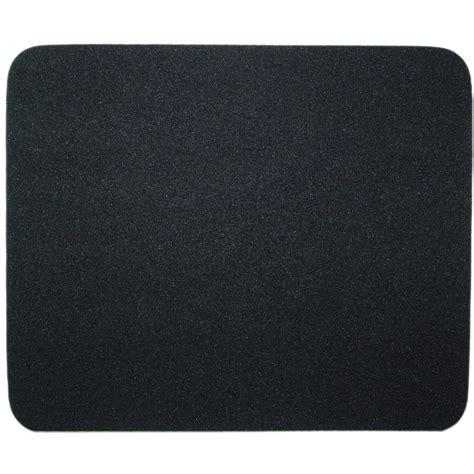 Mouse Pad black mouse pad 6mm 25 5 x 22cm