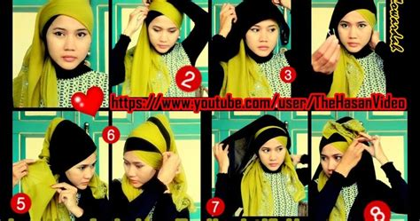 tutorial hijab pesta 2 jilbab tutorial hijab jilbab tutorial hijab paris untuk pesta