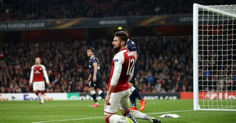 Arsenal Red Star | arsenal 0 red star belgrade 0 gunners reach europa league
