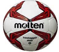 Molten 5 Size F5v2000 by Molten Vantaggio 1700 Series Football Size 5 Only