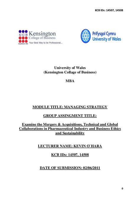 mergers and acquisitions dissertation dissertation report on mergers and acquisitions