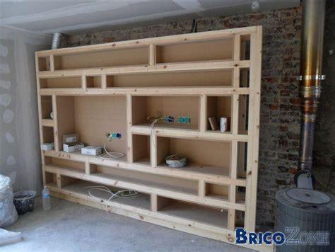 table rabattable cuisine construire meuble