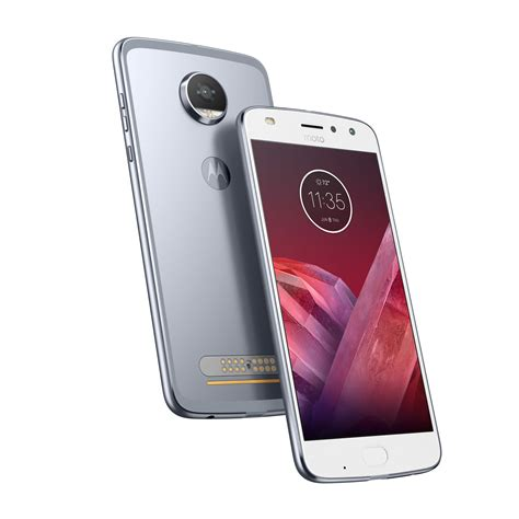 Moto Z2 Lenovo Announces Moto Z2 Play And Reveals It S Coming To