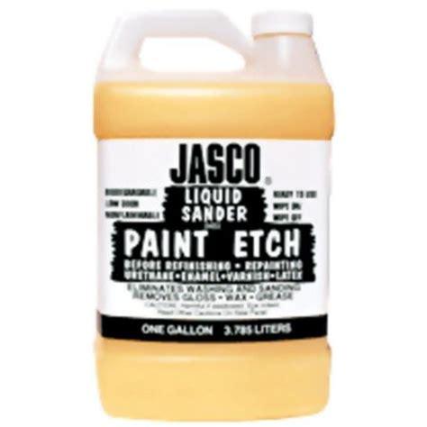 liquid sandpaper kitchen cabinets jasco paint etch liquid sander and deglosser just what we
