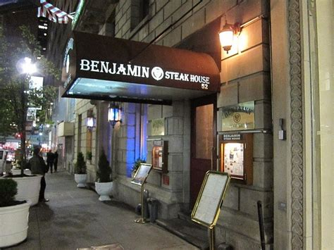 Benjamin Steak House by Pin By Al Aroussa On Best Of New York Guide