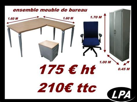 ensemble de bureau ensemble mobilier de bureau prix discount ensembles