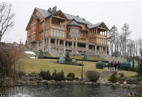 Hill Country Homes by Ukraine Protestors Storm Estate Of Fugitive President