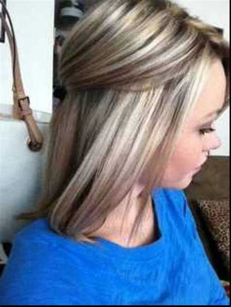 how to blend in hair roots blonde hair with lowlights to blend roots pictures photos