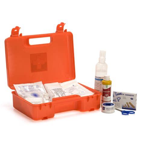 cassetta di primo soccorso cassetta di primo soccorso base per aziende fino a 2