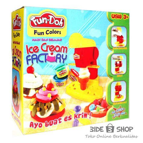 Mainan Anak Toys Doh Factory Mainan Lilin mainan lilin es mainan toys
