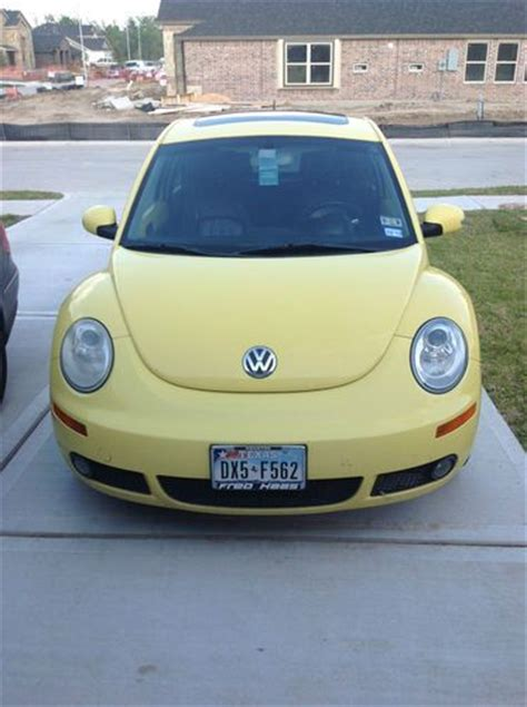 how to fix cars 2006 volkswagen new beetle electronic valve timing find used 2006 volkswagen new beetle tdi diesel for repair no reserve in spring texas