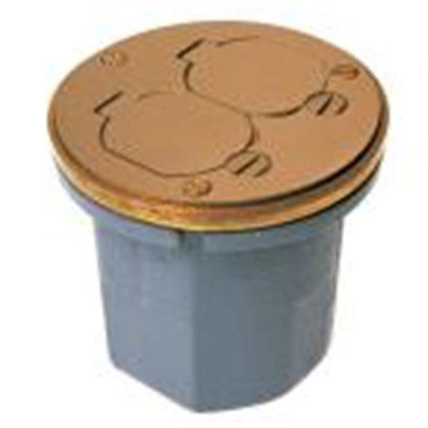 floor box boxes brackets electrical boxes conduit