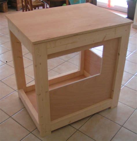 decirage d un meuble fabrication d un meuble en bois simplement simple