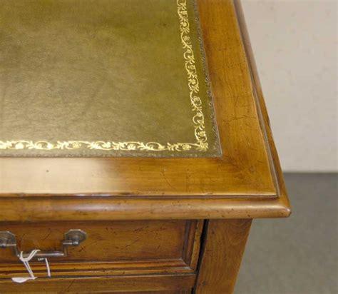 leather top writing english regency desk writing bureau leather top