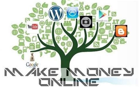 Tips To Make Money Online - make money online 8 ways to earn without moving out from your home
