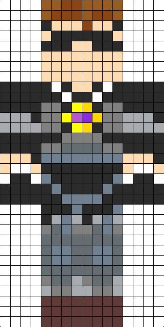 minecraft skin template grid perler bead patterns follow me and minecraft on