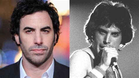 Sascha Baron Cohen As Borat Photocall And Press Conference At The Sydney Opera House by Sacha Baron Cohen Exits Freddie Mercury Biopic