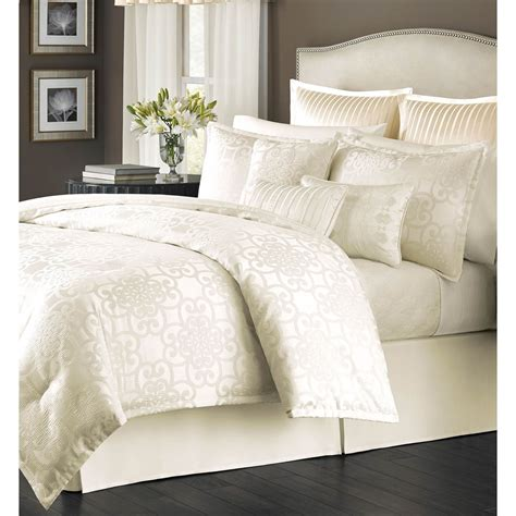 home collection bedding martha stewart collection savannah scroll 22 pc comforter