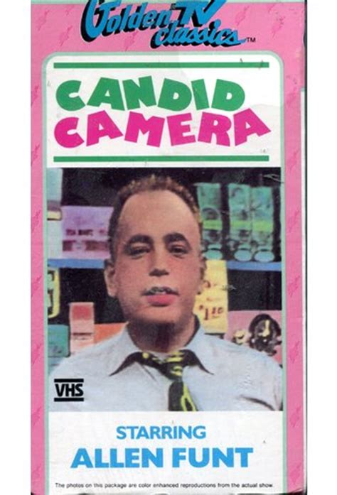 candid candid allen funt candid vhs starring allen funt times oldies