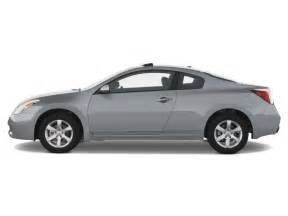 Nissan Altima 2door Image 2008 Nissan Altima 2 Door Coupe I4 S Side