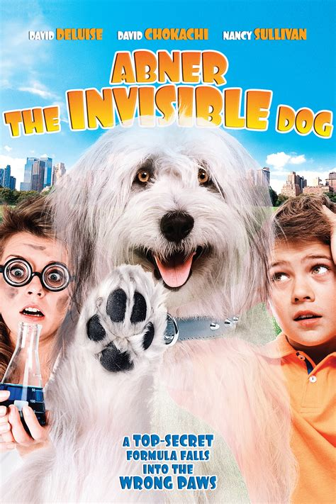 the invisible dog itunes movies abner the invisible dog