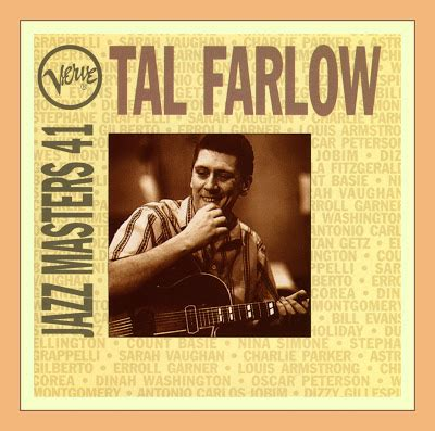 the swinging guitar of tal farlow jazz profiles tal farlow jazz guitar and bebop