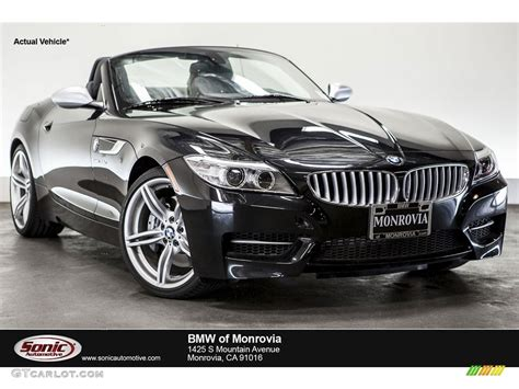 2016 black sapphire metallic bmw z4 sdrive35is 113122246 gtcarlot car color galleries