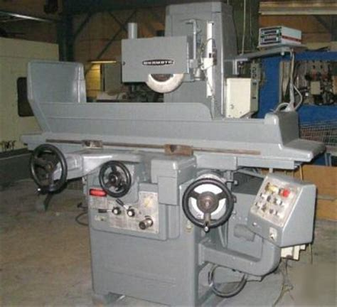 Okamoto 12 Quot X 24 Quot Hydraulic Surface Grinder Automatic