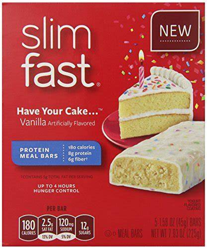 top 5 best meal replacement bars dietzon weight loss diet